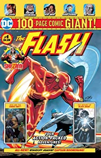 DC 100 Page Giant #4 Wal-Mart Exclusive FLASH 2019 VF/NM