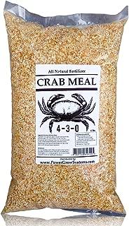 crab meal npk