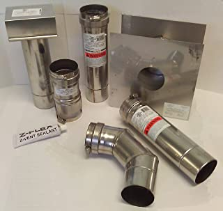 Bosch Therm Horizontal Vent Kit (AQ5EF) for Bosch Therm 660EF Tankless Water Heaters