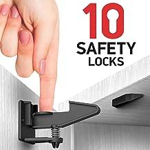 Best kitchen cabinet child proof locks Reviews