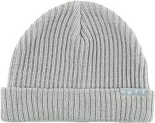 قبعة الصيادين للرجال من NEFF، رمادية هيذر، مقاس واحد