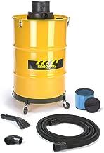 Shop-Vac 9700510 3.0-Peak Horsepower Industrial Wet/Dry Vacuum 55-Gallon Heavy Duty Industrial Vacuum with Metal Tank Cartridge Filter & Multifunction Accessories