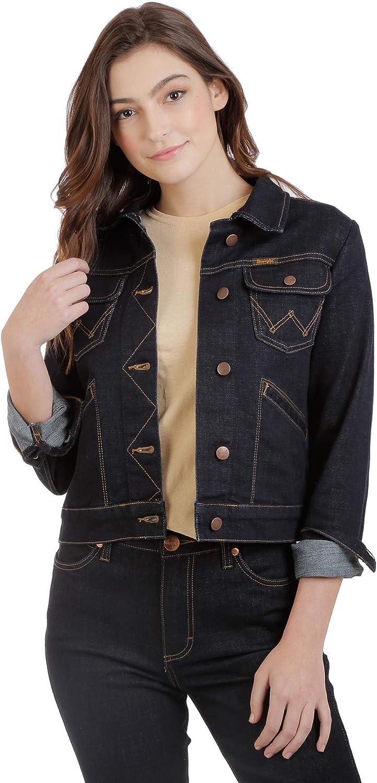 Wrangler Women's Retro Heritage Denim Jacket