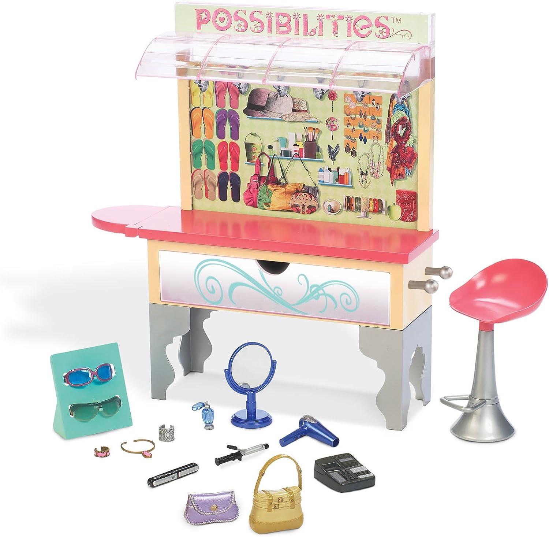 Liv The Possibilities Boutique Kiosk