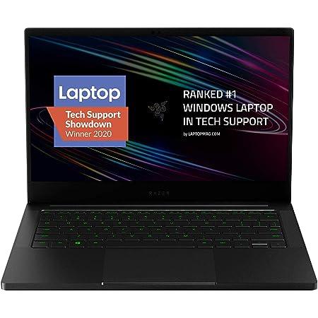 "Razer Blade Stealth 13 Ultrabook Gaming Laptop: Intel Core i7-1065G7 4 Core, NVIDIA GeForce GTX 1650 Ti Max-Q, 13.3""1080p 120Hz, 16GB RAM, 512GB SSD, CNC Aluminum, Chroma RGB, Thunderbolt 3, Black"