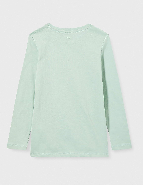 Tom Tailor Langarmshirt Camiseta para Ni/ñas