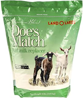 Land O Lakes Does Match Premium Kid Milk Replacer