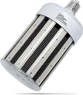 250W LED Corn Light Bulb,1000w Metal Halide HPS HID Lamp led Replacement,5000K E39 Mogul Base LED Cob Bulb,Retrofit Commercial and Industrial Lighting High Bay Light Fixture Wearehouse Gyms Workshop