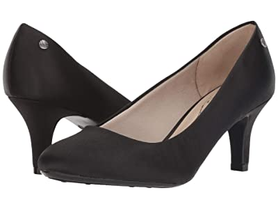 LifeStride Parigi (Black Satin Exclusive) High Heels