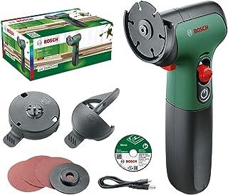 Bosch Home and Garden 06039D2000 Bosch Cordless EasyCut&Grind (2.0 Ah Battery, 7.2 Volt, in Cardboard Box)
