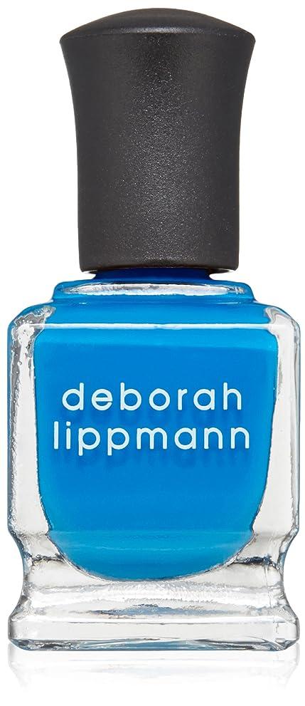 圧倒的答え高価な[Deborah Lippmann] [ デボラリップマン] ビデオ キル ザ レディオ スター VIDEO KILLED THE RADIO STAR 色ブルー ネイルカラー系統ブルー 5フリー 爪にやさしい 15mL