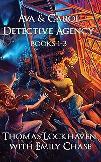 Ava & Carol Detective Agency Series: Books 1-3 (Book Bundle 1)