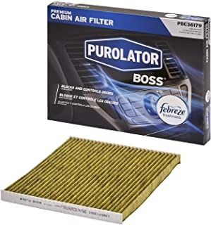 فلتر هواء كبير Purolator PBC36179 Purolator مع انتعاش فبريز