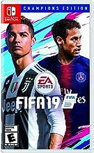 FIFA 19 Champions Edition - Nintendo Switch - Spanish Cover