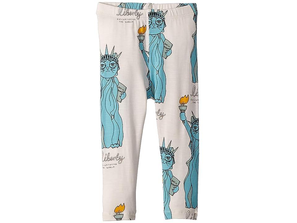 mini rodini - mini rodini Liberty All Over Print leggings