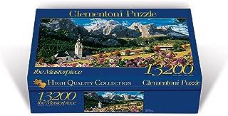 Clementoni - 38007 - Puzzle Collection High Quality 13200 pièces - Les Dolomites