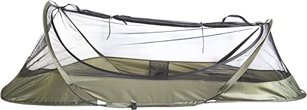USGI Industries Bivy Tent Sleeping Net System for Outdoors, Camping, Home and Flying Insect Protection