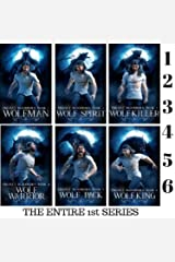 Project Bloodborn - Complete series. Wolf Man, Wolf Spirit, Wolf Killer, Wolf Warrior, Wolf Pack, Wolf King: A werewolves & shifters box set. Kindle Edition