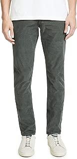 Citizens of Humanity Men's Bowery Standard Slim Stretch Corduroy Pants