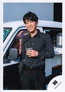 V6 公式生写真(坂本昌行)VS00064