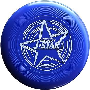 Discraft J-Star 145g Ultimate Disc (Royal Blue)