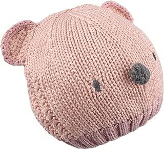 KRATARC Baby Toddler Hat Little Boys Girls Kids Warm Cute Beanie Hat for Fall Winter