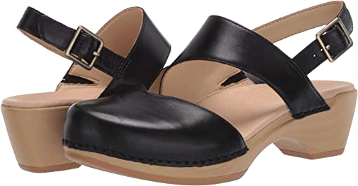 Black Burnished Calf