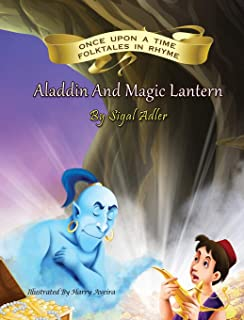 Aladdin and the Magic Lantern