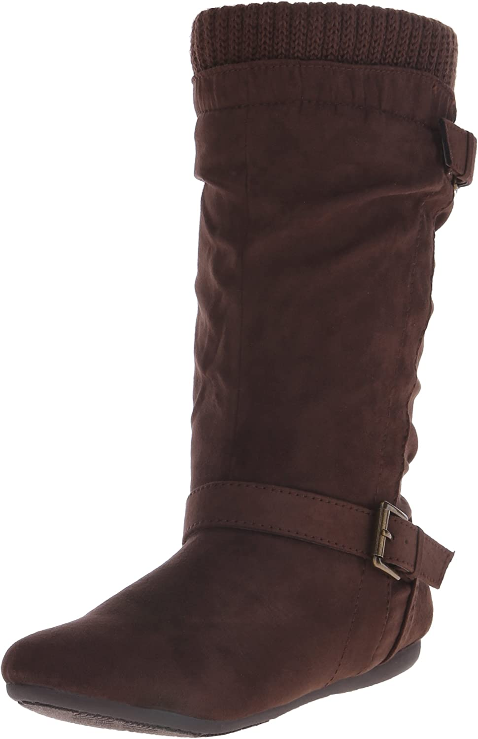 Report Womens Egreenon Ankle Bootie