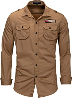 Best military style shirt Reviews
