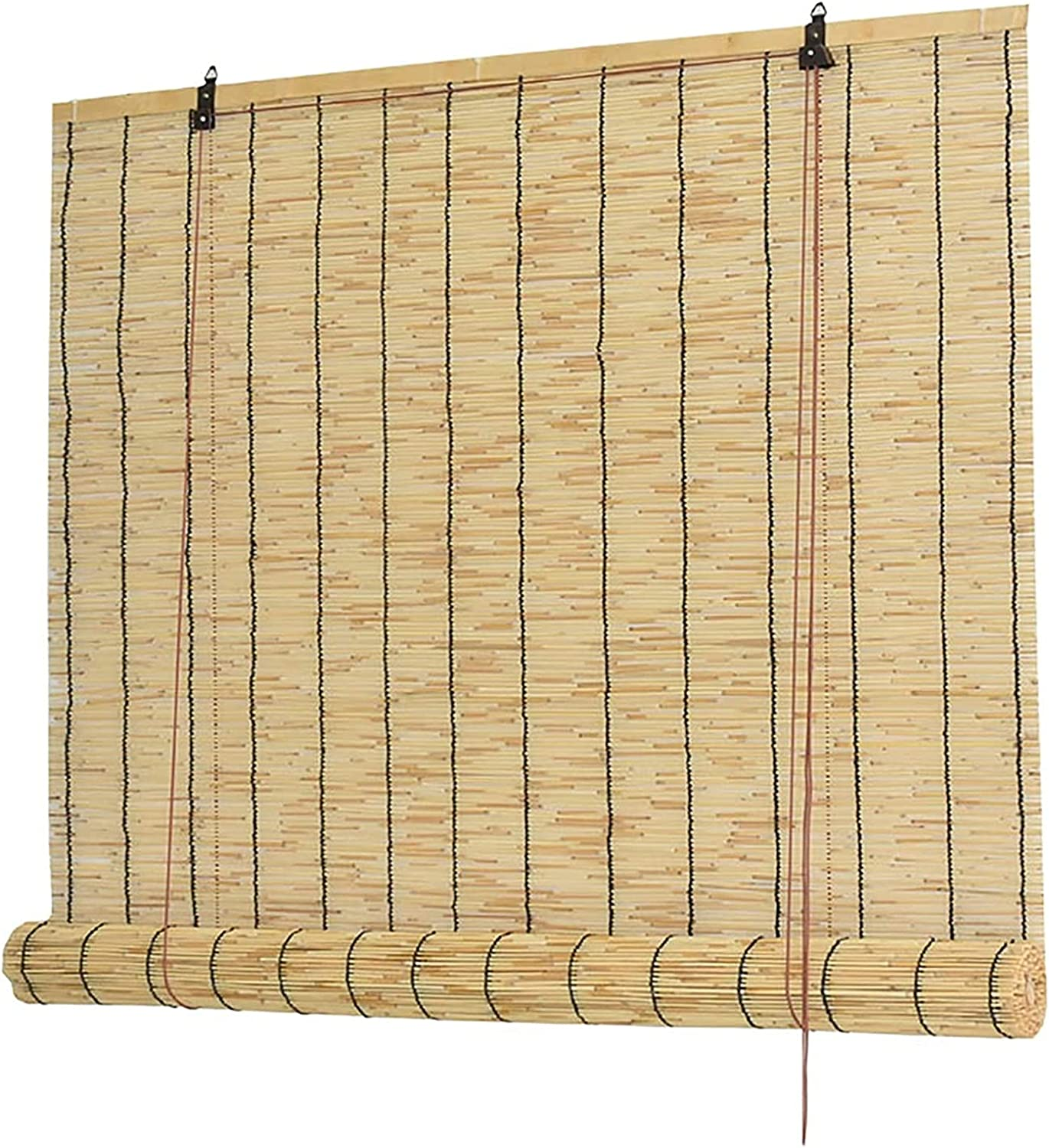 MTDWEITOO Bamboo New mail order specialty shop Blinds for Vertical Vene Curtain Windows