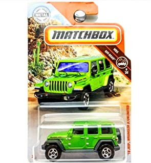 Best matchbox jeep wrangler Reviews