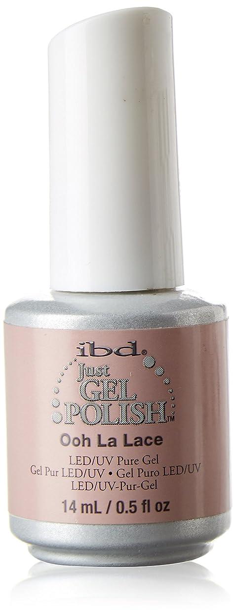 ミント絶対の振るibd Just Gel Nail Polish - Ooh La Lace - 14ml / 0.5oz