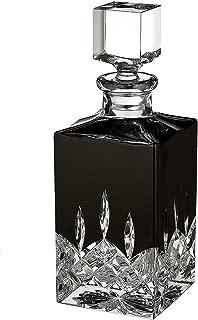 black waterford crystal wine glasses