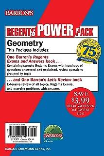 Geometry Power Pack (Barron's Regents NY)