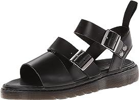 dbaff83db07 Dr. Martens Geraldo Ankle Strap Sandal at Zappos.com
