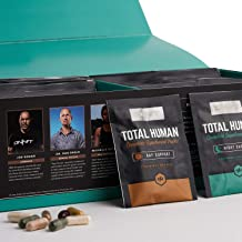 ONNIT Total Human - Daily Vitamin Packs for Men & Women (60 Pack) - 10x Your Multivitamin - Packed with Ess...