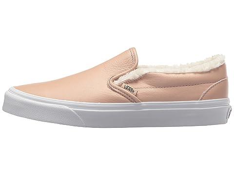 Mahogany Vans On Rose Classic Slip True White Cuero I6rn6OqS