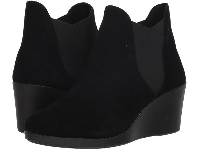 Crocs Leigh Wedge Chelsea Boot | 6pm