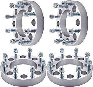 GDSMOTU 4pc Wheel Spacers for Ford 8 Lug, 1.5