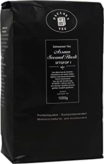 Paulsen Tee Schwarzer Tee Assam Second Flush SFTGFOP1 1000g 28,95 Euro/kg
