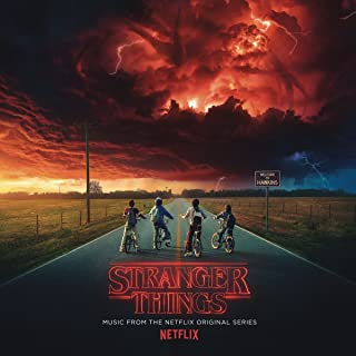 STRANGER THINGS: MUSIC FROM THE NETFLIX ORIGINAL SERIES [2LP] (FEATS. THE POLICE, JOY DIVISION, THE CLASH, DEVO, CYNDI LAU...