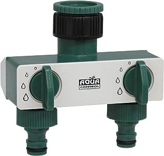 Aqua Control C2026 Adaptador Grifo, Verde Blanco, 6x11x12.5