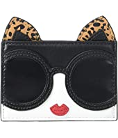 Alice + Olivia - Elle Cat Ears Card Case