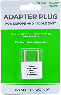 Conair Travel Smart Adapter Plug (3 Pack)