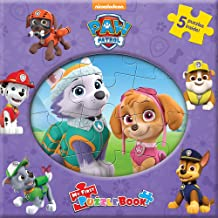 My First Puzzle Book : Nick Paw Patrol Girls