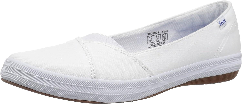 Keds Women's Cali II Canvas Sneakers Navy