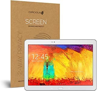 Celicious Privacy 2-Way Anti-Spy Filter Screen Protector Film Compatible with Samsung Galaxy Note 10.1 (2014 Edition)
