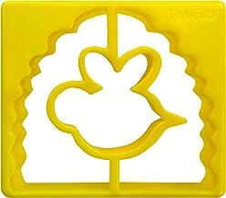 Tovolo Bee & Hive Sandwich Shaper, Kid-Friendly, Dishwasher Safe
