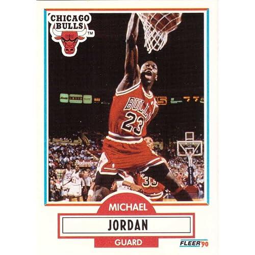 60113d8a1a6a13 1990-91 Fleer  26 Michael Jordan Basketball Card Chicago Bulls